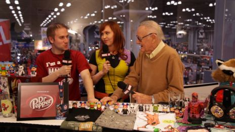NYCC 2013: Stan Lee Interview