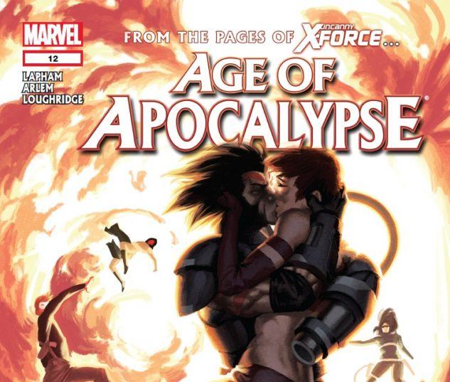 Age of Apocalypse (2012) #12