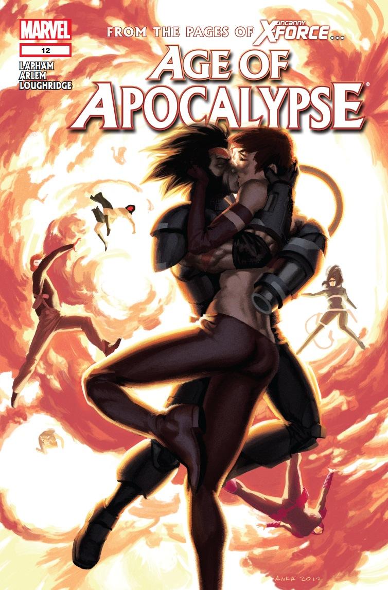 Age of Apocalypse (2011) #12