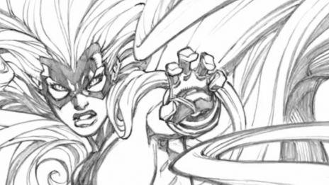Marvel AR: Welcome to Inhuman