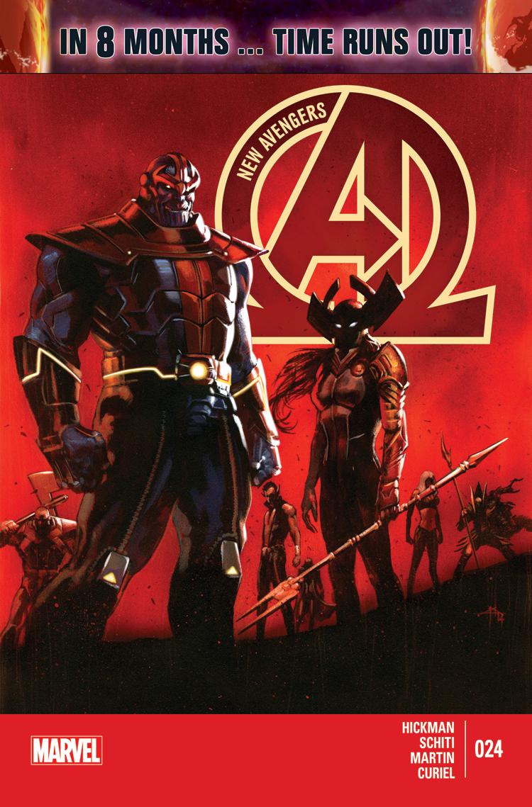 New Avengers (2013) #24
