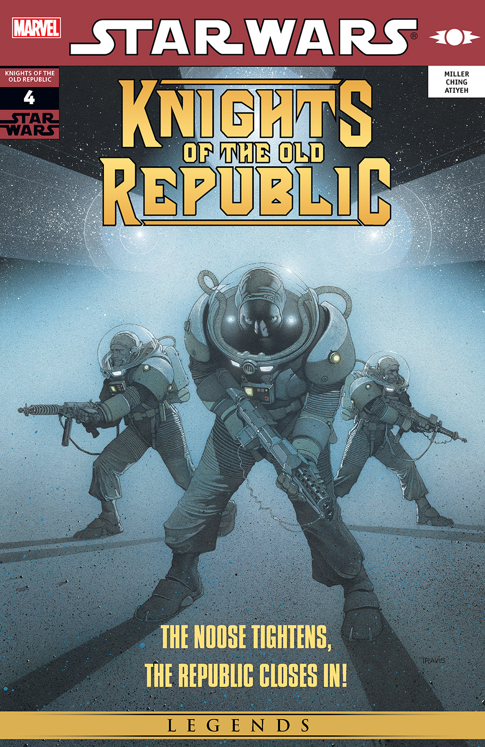 Star Wars: Knights of the Old Republic (2006) #4