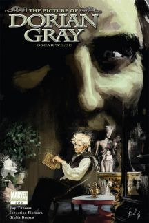 Marvel Illustrated: Picture of Dorian Gray #3