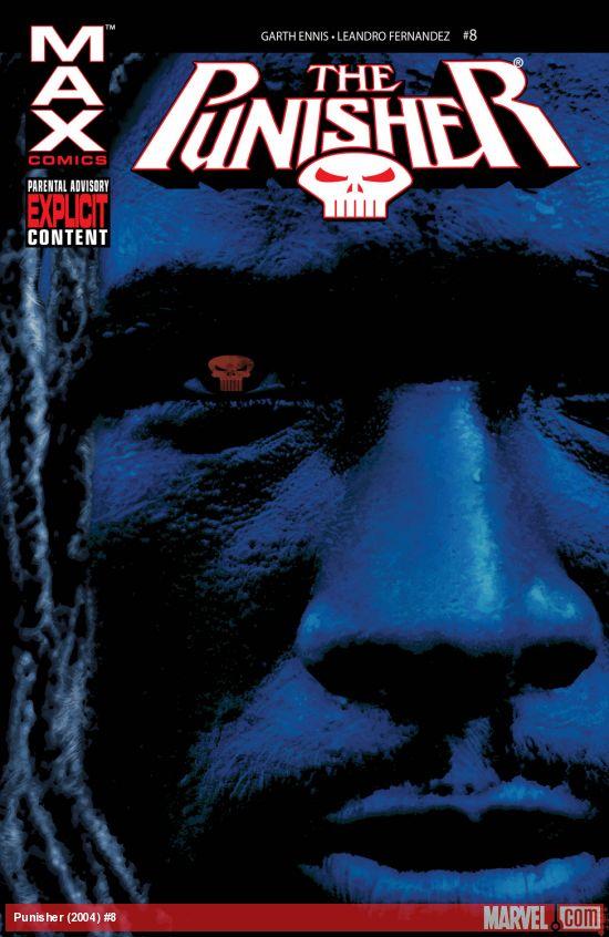 Punisher Max (2004) #8