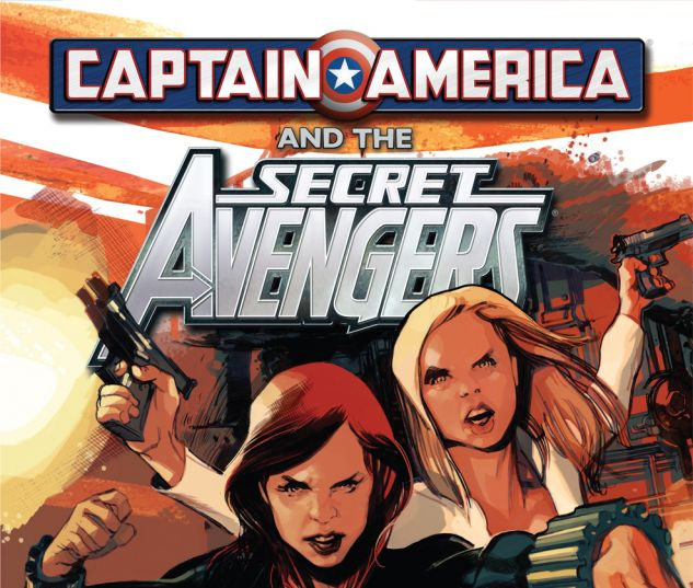 CAPTAIN AMERICA AND THE SECRET AVENGERS (2011) #1 Cover