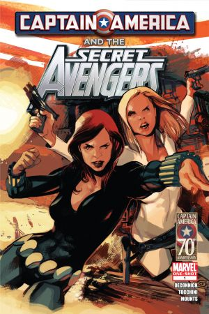 Captain America and the Secret Avengers (2011) #1