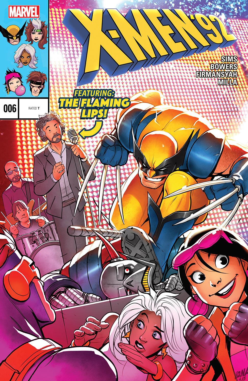X-Men '92 (2016) #6
