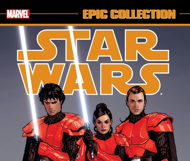 cover from Star Wars Legends Epic Collection: Legacy (2016)