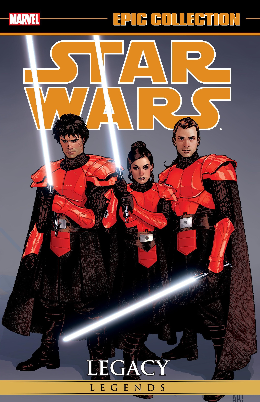 Star Wars Legends Epic Collection: Legacy Vol. 1 (Trade Paperback)