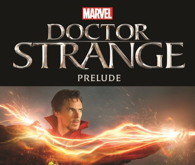 cover from Marvel's Doctor Strange Prelude (2016)