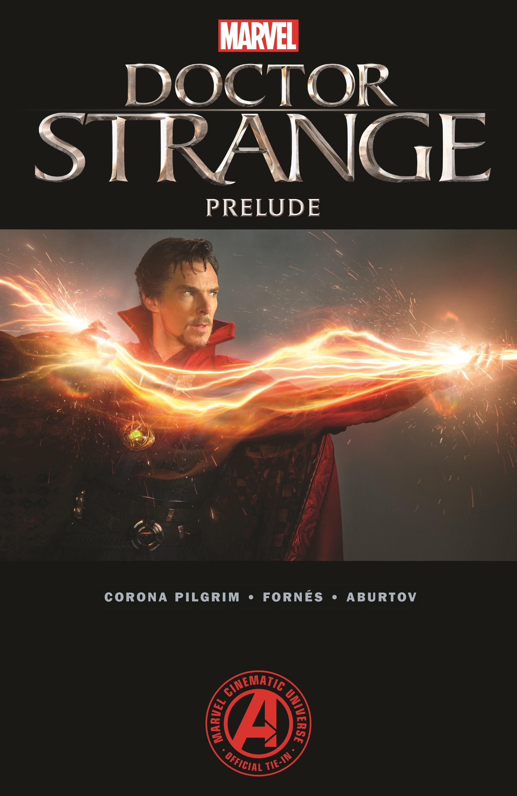 Marvel's Doctor Strange Prelude (Trade Paperback)