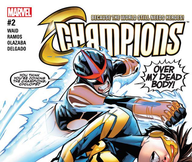 Champions (2016) #2