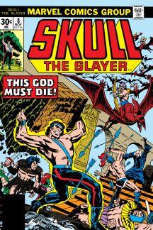Skull the Slayer (1975) #8