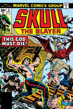 Skull the Slayer (1975) #8