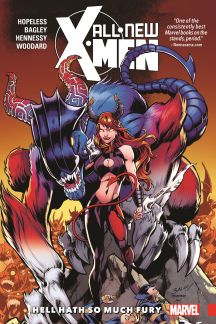 All-New X-Men: Inevitable Vol. 3 - Hell Hath So Much Fury (Trade Paperback)