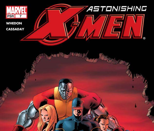 Astonishing X-Men (2004) #7