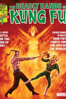 Deadly Hands of Kung Fu #24
