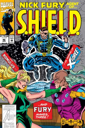 Nick Fury, Agent of S.H.I.E.L.D. #46