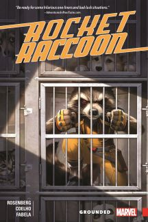 Rocket Raccoon: Grounded (Trade Paperback)