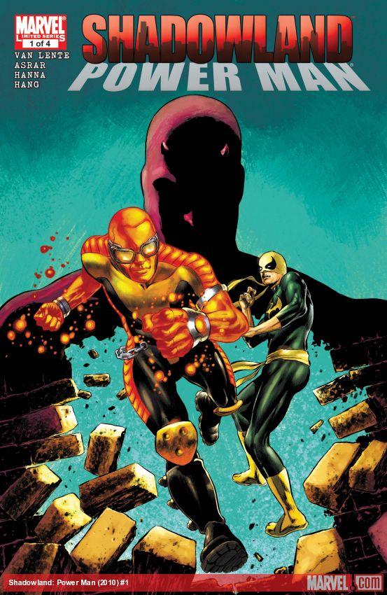 Shadowland: Power Man (2010) #1