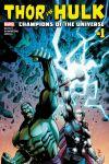 Thor & Hulk: CMX Digital Comic (2017) #1