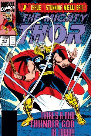 Thor (1966) #433