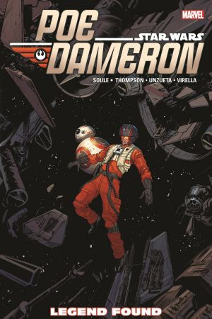 Star Wars: Poe Dameron Vol. 4 - Legend Found (Trade Paperback)