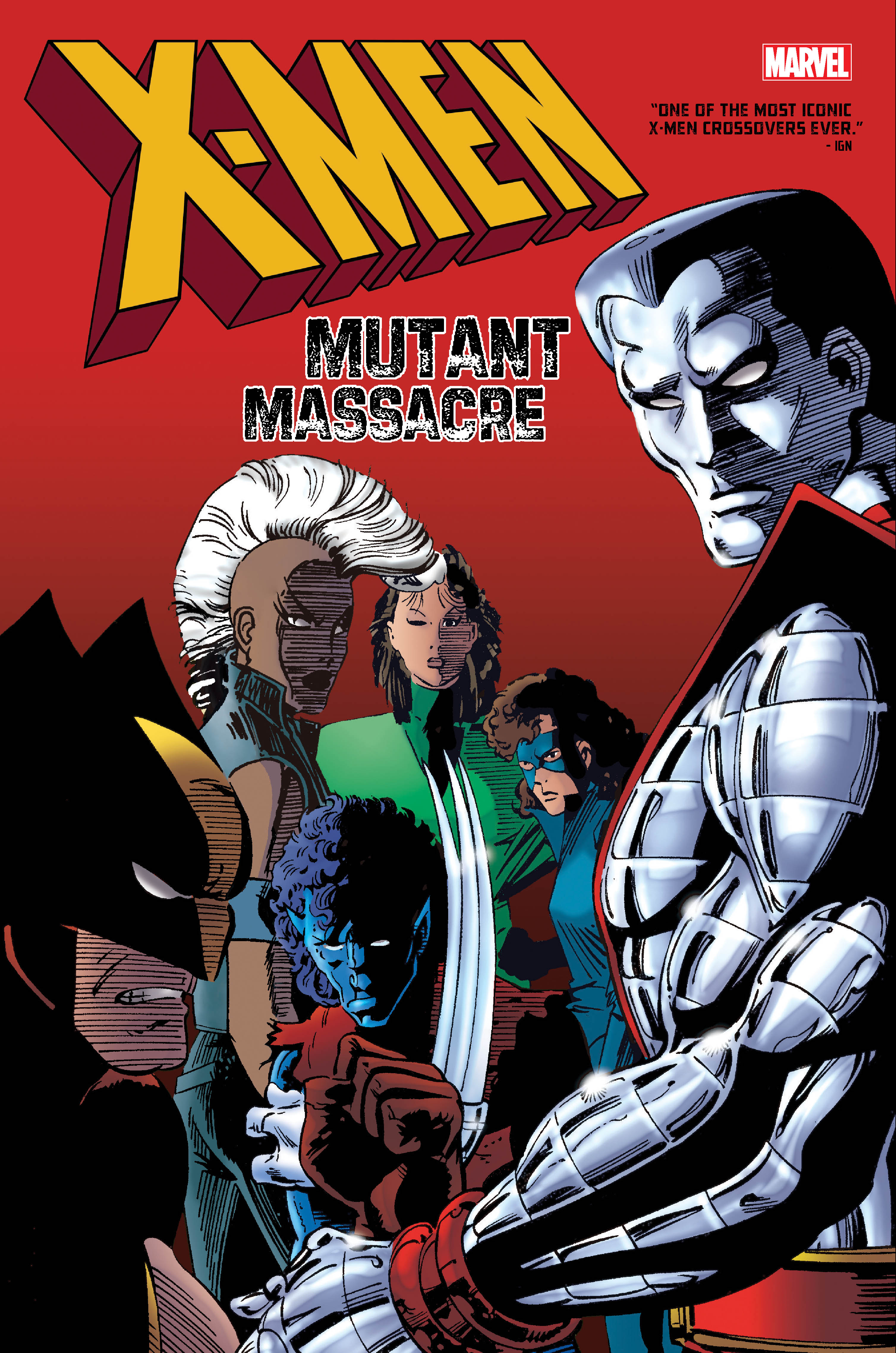 X-Men: Mutant Massacre Omnibus (Hardcover)
