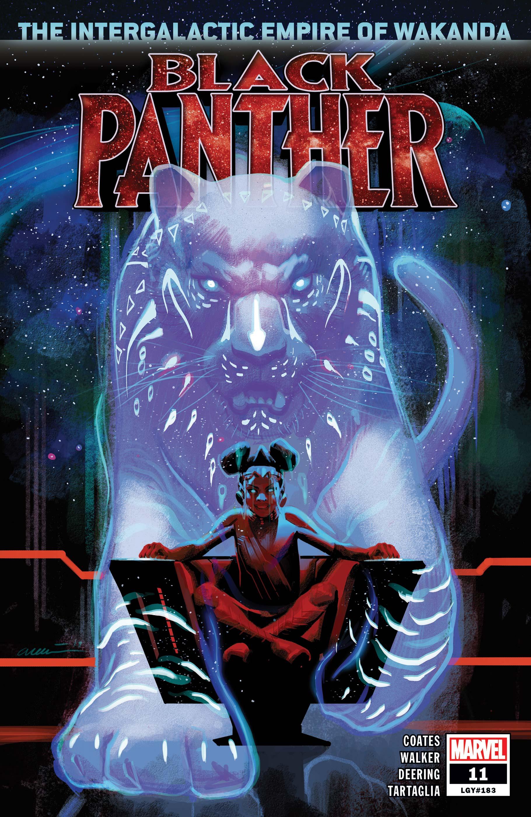 Black Panther (2018) #11