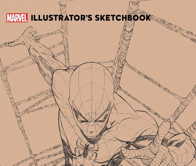 MARVEL ILLUSTRATOR'S SKETCHBOOK TPB #0