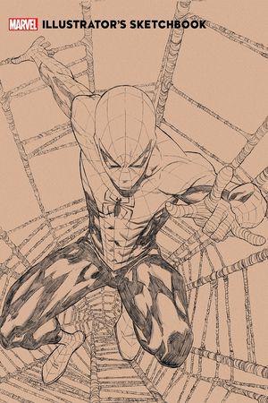 Marvel Illustrator's Sketchbook (Trade Paperback)
