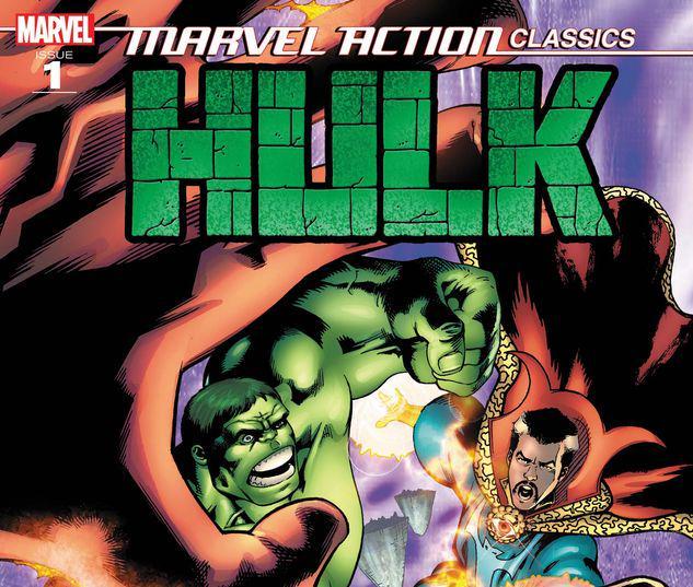 MARVEL ACTION CLASSICS: HULK 1 #1