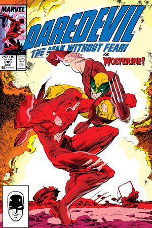 Daredevil (1964) #249