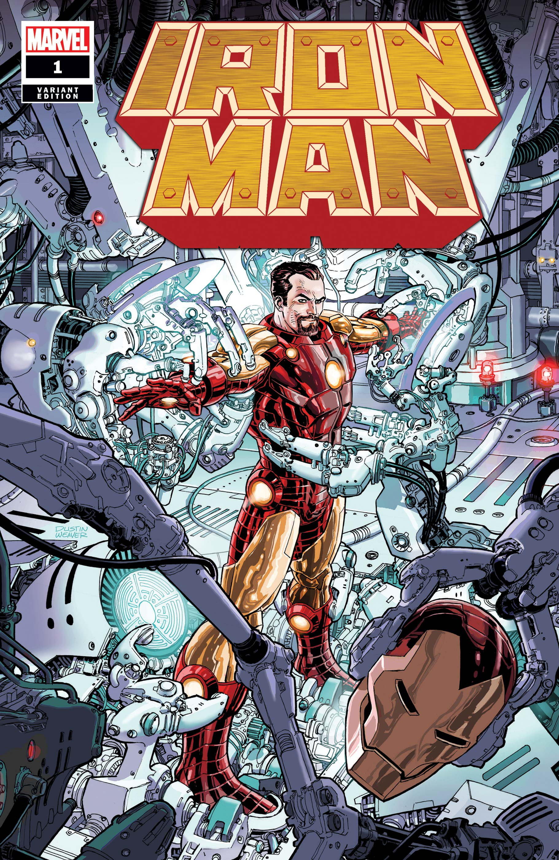 Iron Man (2020) #1 (Variant)