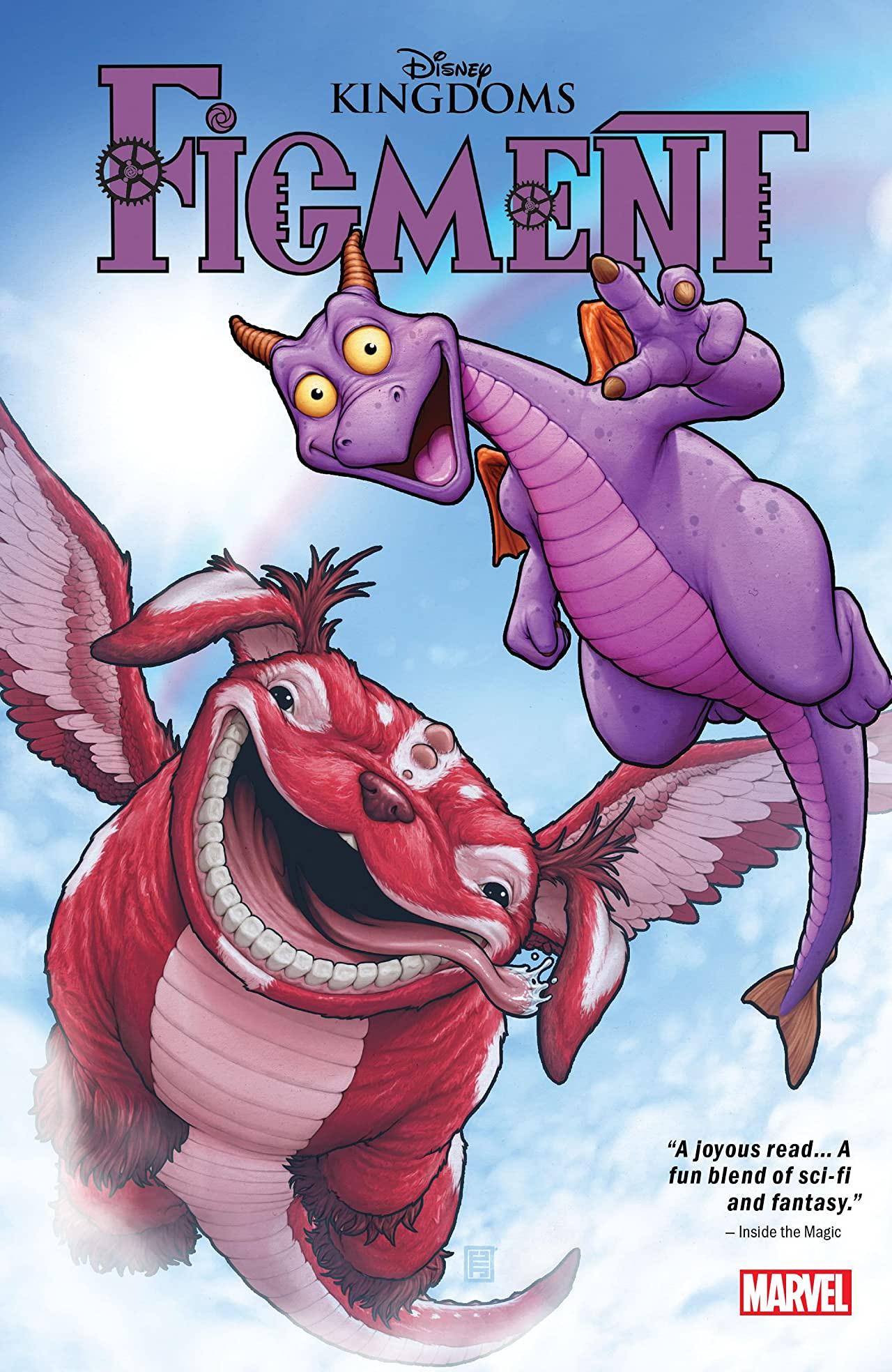 Disney Kingdoms: Figment (Trade Paperback)