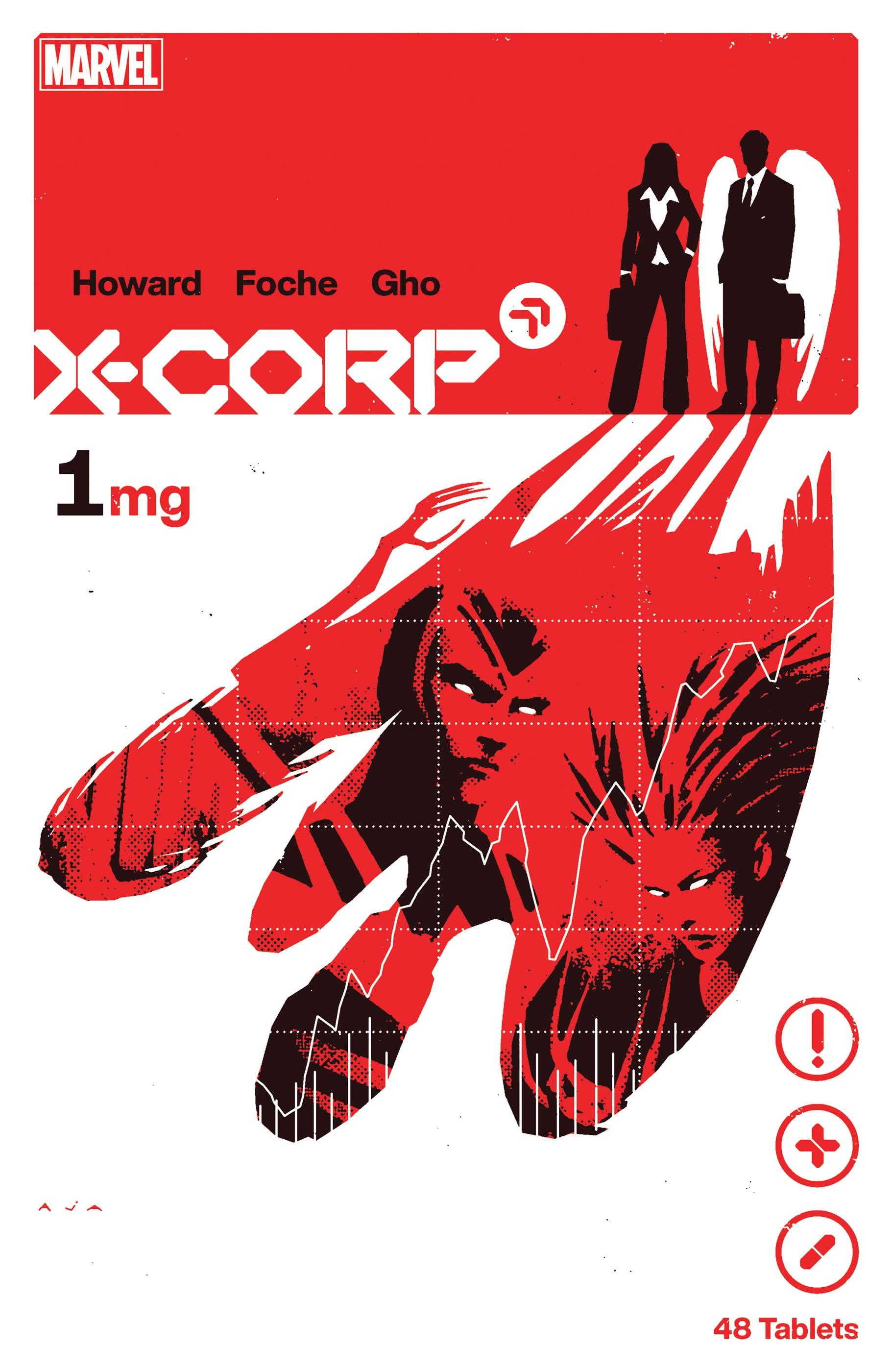 X-Corp (2021) #1