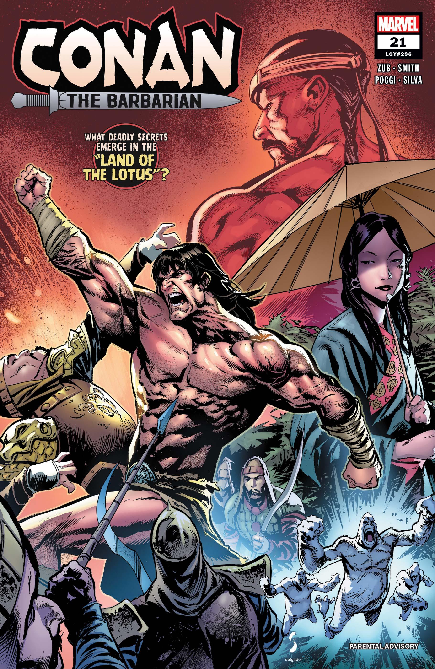 Conan the Barbarian (2019) #21