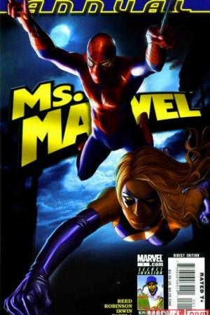 Ms. Marvel Annual (2008)