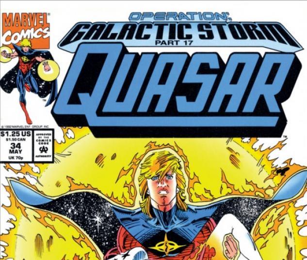 Quasar #34