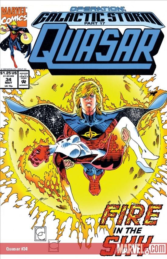 Quasar (1989) #34