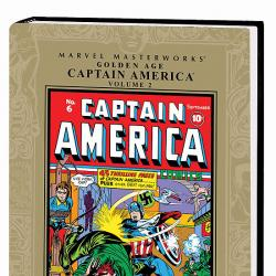 Marvel Masterworks: Golden Age Captain America Vol. 2
