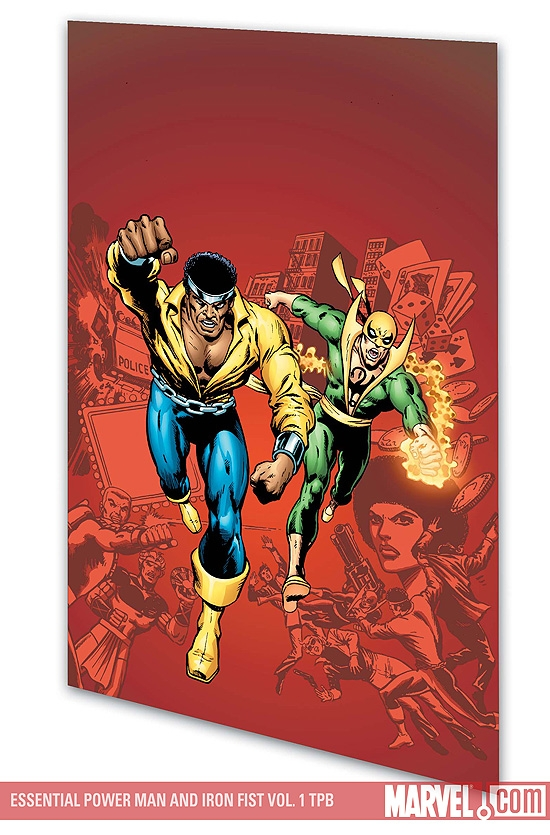 Essential Power Man and Iron Fist Vol. 1 (Trade Paperback)