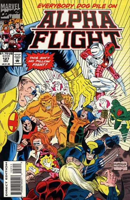 Alpha Flight (1983) #127