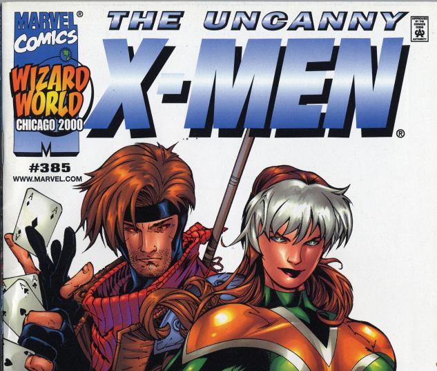Uncanny X-Men (1963) #385 Variant Cover