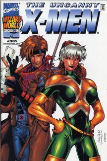 Uncanny X-Men (1963) #385 (Variant)