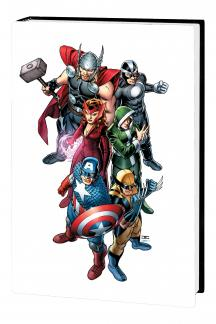 Uncanny Avengers Vol. 1: The Red Shadow (Hardcover)