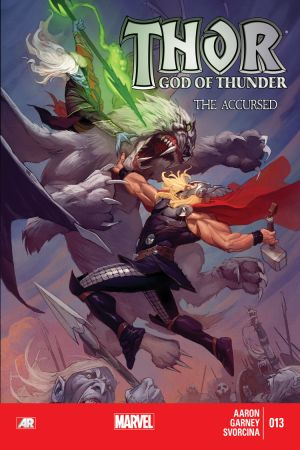 Thor: God of Thunder (2012) #13