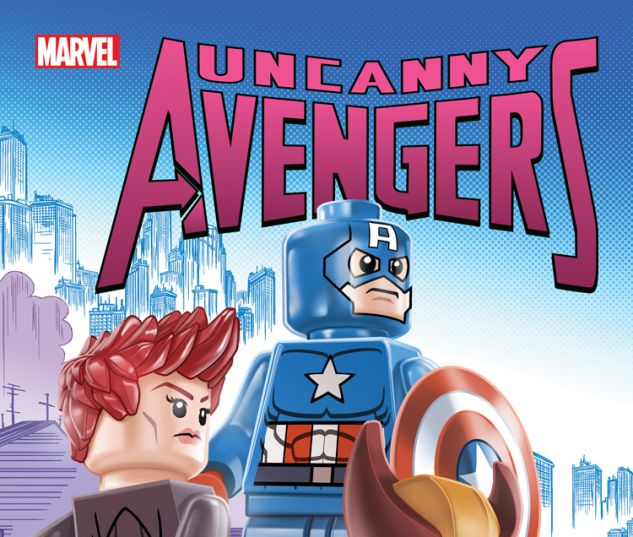 UNCANNY AVENGERS 12 CASTELLANI LEGO VARIANT (NOW, WITH DIGITAL CODE)
