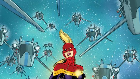 Captain Marvel (2014) #6