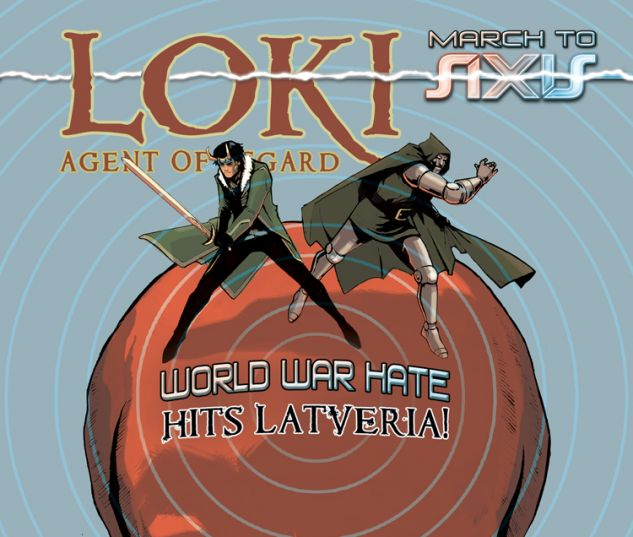 LOKI: AGENT OF ASGARD 7 (MTAX, WITH DIGITAL CODE)